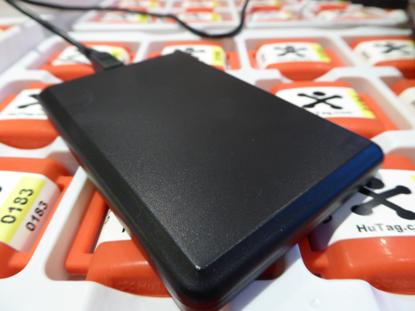 USB tag encoder